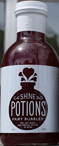 Shine Potions - Fairy Bubbles - 12 Ounces (Pack of 6)