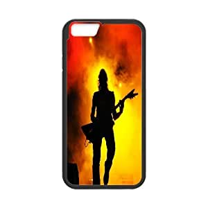 """C-Y-F-CASE DIY Design Rock and Roll Pattern Phone Case For iPhone 6 Plus (5.5"""")"""