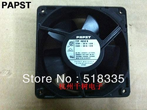 For PAPST 4850N 4850N 220V 11W 12038 12CM cooling fan