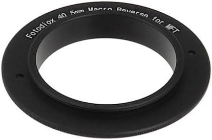 GF5 G10 Panasonic Lumix DMC-G1 fits Olympus PEN E-PL1 Fotodiox 40.5mm Filter Thread Macro Reverse Mount Adapter Ring for MFT Micro 4//3 Four Third Cameras GF2 G2 GF1 GX1 E-M E-PL1s E-P3 E-M5 GF3 E-PL3 E-PL2 E-P2 OM-D GH2 Panasoni GH1 G3