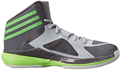 Adidas Performance Mens Galen Strejk Basketsko Granit / Grön