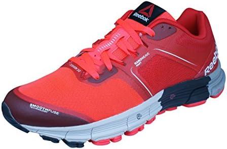 Reebok One Cushion 3.0 Zapatos Corrientes de Las mujeres-Red-36 ...