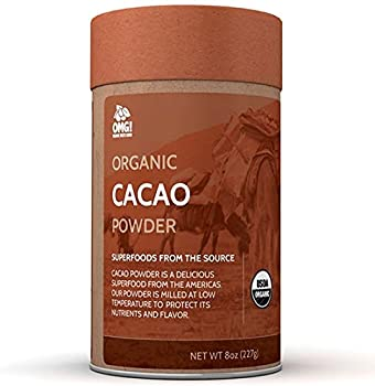 OMG! Superfood Organic Cacao Powder
