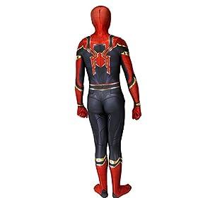 - 41dYRPQGcfL - Unisex Spandex Onesie Adult 3D Zentai Suit Costume Cosplay Bodysuit
