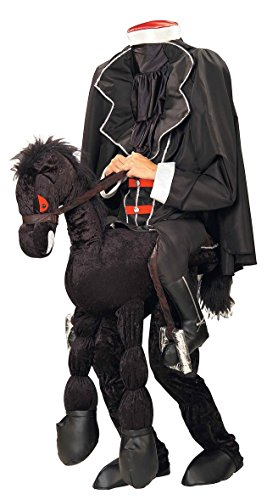 Forum Novelties Men's Headless Horseman Costume, Multi, (Adult Headless Horseman Costumes)