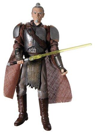 Hasbro Star Wars Basic Figure Force Unleashed General Rahm Kota Samurai Jedi