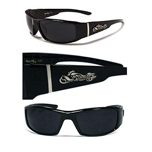 de hotrodspirit biker forme choppers moto rock soleil logo homme lunette gTaq1
