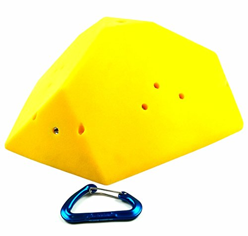 Volumes #9 (High Profile Large Surface Triangle)   Climbing Holds   Blue by Atomik Climbing Holds
