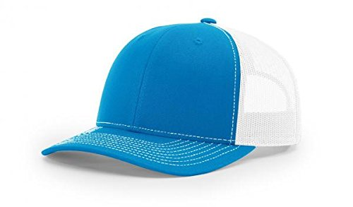 f292ba4ef2b Image Unavailable. Image not available for. Colour  Richardson 112 Twill  Mesh Back Trucker Snapback Hat ...