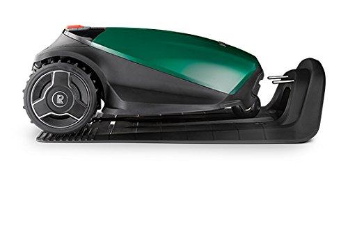 Robomow RC308U Robot tondeuse à gazon, à batterie, à 3 roues et lames rotatives, vert, 28cm, 1,5cm, 6cm