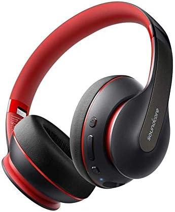 سماعات اذن ساوند كور من انكر Q10 , اسود و احمر, A3032H12