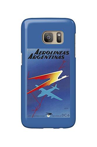 aerolineas-argentinas-vintage-poster-artist-colin-france-c-1950-galaxy-s7-cell-phone-case-slim-barel