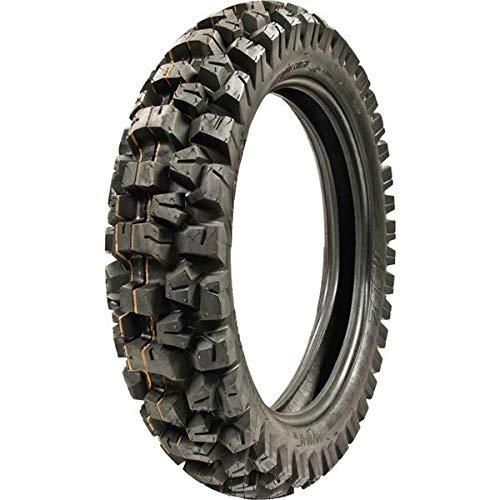 MOTOZ Tractionator Desert HT 140/80-18 Dual Sport Motorcycle Tire, DOT (Best Sport Motorcycle Tires)