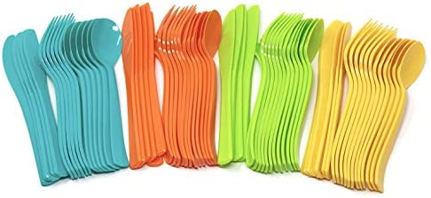 Fiesta Party Plastic Cutlery Set product image