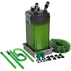 Best Choice Products External 5 Stage Canister Filter Pump Fish Tank Aquarium
