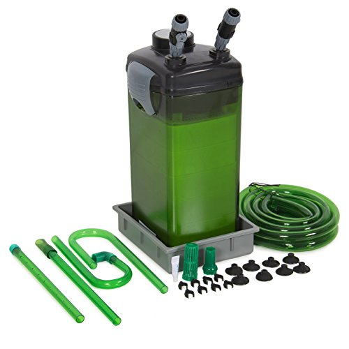 Best Choice Products External 5 Stage Canister Filter Pump Fish Tank ()