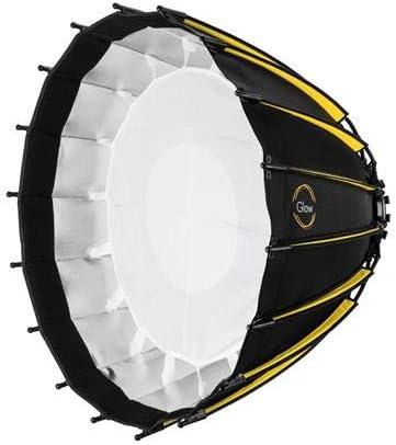 70cm Glow Profond Quick-Open 27.5 Deep Parabolic Softbox