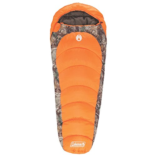 Coleman North Rim Adult Mummy Sleeping Bag Top Bargain