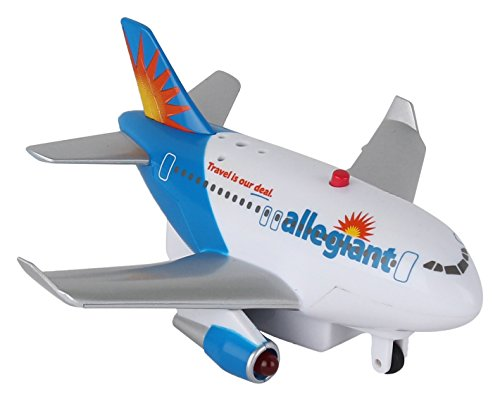DARON Allegiant Pullback Plane with Lights & Sounds