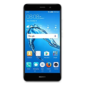 Huawei Ascend XT 2 | (16GB, 2GB RAM) | 5.5″ IPS Display | Dual Camera | 4000 mAh Battery | Android 7.0 Nougat | 4G LTE | GSM Unlocked | Smartphone – Silver