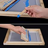 20 Pcs Screen Printing Starter Kit Include