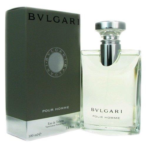- Bvlgari By Bvlgari For Men Eau-de-toilette Spray, 3.4 Ounce