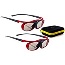 "2x Hi-SHOCK® RF Pro ""Scarlet Heaven"" 