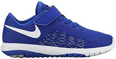 huge selection of 9c728 f5473 Nike Flex Fury 2(Psv) Running Boy's Shoes Size 3: Amazon.com