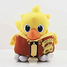 Final Fantasy Chocobo A Book In Hand Soft Plush Stuffed Animals Doll Kids Toys18 cm