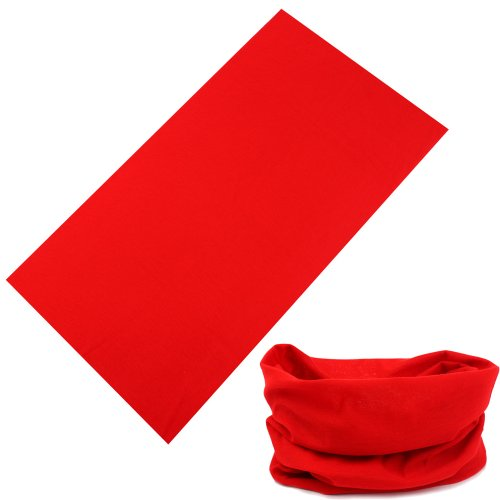 Headwear   16 In 1 Headband To Protect You From The Sun  Wind And Dust  Red