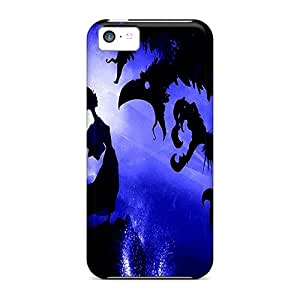 Fashion SUB7577llxn Cases Covers For Iphone 5c(evil Dragon)