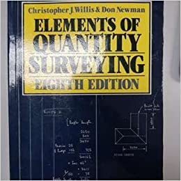 Elements of Quantity Survey