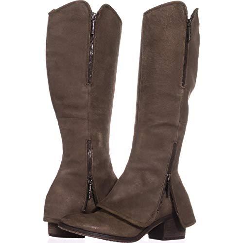Donald J Pliner Devi 6 Women's Boots Dark Olive Size 6.5 M