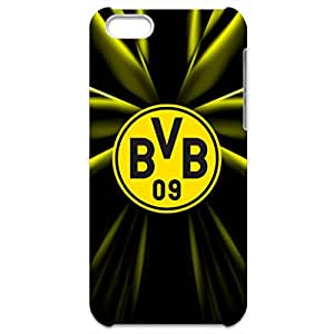 TPU Back Case Cover,Football Club The Borussia Dortmund 09 BVB Iphone 5c Phone Case Cover,Popular Case Cover For Iphone 5c