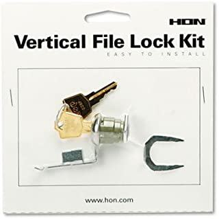 product image for HON : One Key Core Removable Field Installable Lock Kit, Brushed Chrome -:- Sold as 2 Packs of - 1 - / - Total of 2 Each