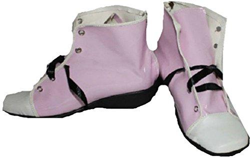 [Kingdom Hearts II 2 Kairi cosplay costume cosplay costume Boots Boot Shoes Shoe] (Hearts Costumes Shoe)