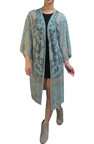 Anna Kaci Womens Duster Cardigan Sleeves product image