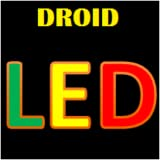 Droid LED Text Scroller