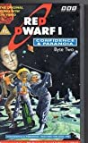 RED DWARF, Series I, Byte Two ~ 1988 Programs (Confidence and Paranoia / Waiting for God / Me2) [VHS]