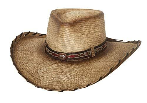 - Bullhide Hats Good Company Shantung Panama Cowgirl Hat (X-Large)