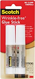 Scotch Wrinkle Free Glue Stick - 0.27 oz. 1 pcs sku# 1211040MA