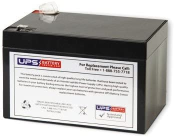 Minuteman MBK 680 Replacement Battery
