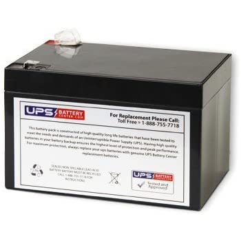 BP7.2-12T2 WI UPG 12V 8AH Replacement  Battery for 7.2ah BB Battery BP7.2-12-T2