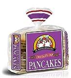 DE WAFELBAKKERS PANCAKES CHOCOLATE CHIP 18 CT BAG PACK OF 2