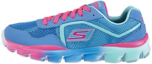 Ride Fille Go Bleu Skechers Run Formateurs Pour Fw8XqU
