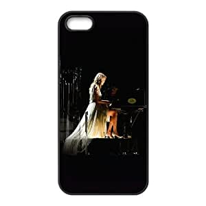 iPhone 5 5s Cell Phone Case Black hb40 taylor swift piano concert woman music TR2289743