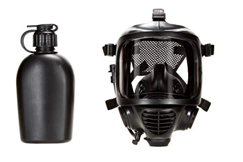 MIRA SAFETY M Certified CBRN Full Face Gas Mask