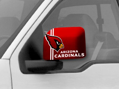 Brand New NFL - Arizona Cardinals Large Mirror Cover (Mirror Cardinal)
