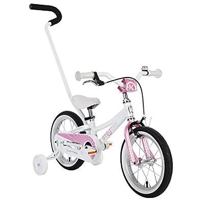 ByK Bikes E250 Kids Bike (Pretty Pink) : Sports & Outdoors