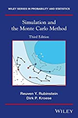 Simulation and the Monte Carlo Method (Wiley Series in Probability and Statistics Book 10) Kindle Edition